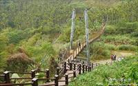 「華山小天梯情人橋」主要建物圖片