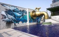「水銡利觀光工廠」主要建物圖片