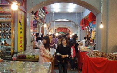 迪化街商圈
