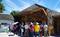 「石山部落」主要建物圖片