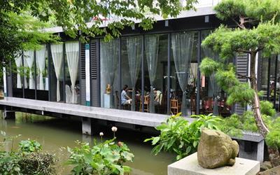 土角厝水上餐廳