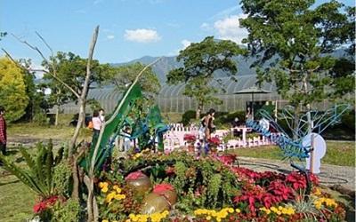埔里花卉特產中心照片: CR=「假日農夫愛趴趴照」