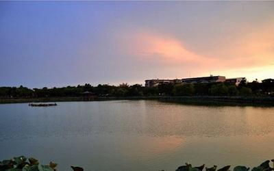 天鵝湖環保水上公園