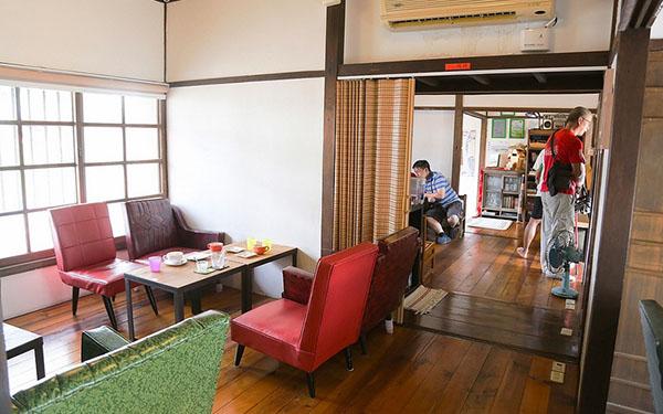 木房子咖啡茶馆