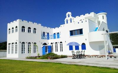 希臘小島 圖片