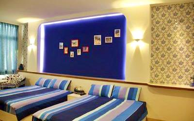 全新浪漫獨特的裝潢設計,寬敞溫暖舒適,讓您有如在自家一般輕鬆自在。