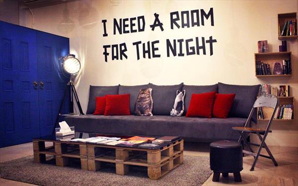 世界遷徙在這棟公寓的每個角落,而我靈魂遼闊。Welcome to SOUL ROOM 靈魂公寓