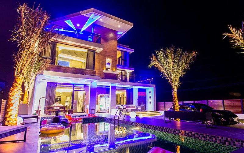 宜蘭頂級私人VILLA招待所,堅持提供最奢華享受,把W HOTEL搬到宜蘭變身私人會館~