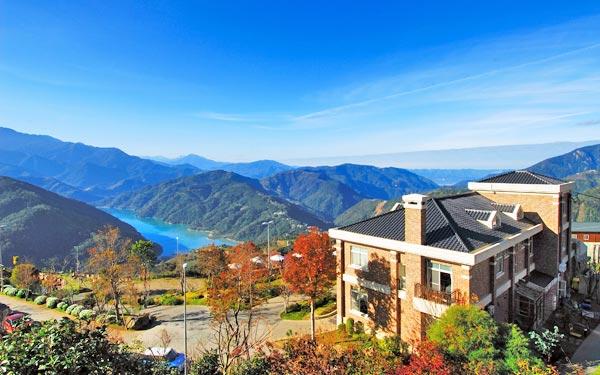 清境之最最浪漫、美麗的後花園~~明琴清境山莊