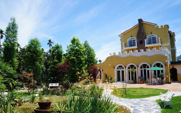 在聖堡羅莊園的時空裡,緩慢體驗悠閒自在的感動!輕奢華、心幸福~