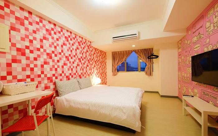 睡台北複合式旅店