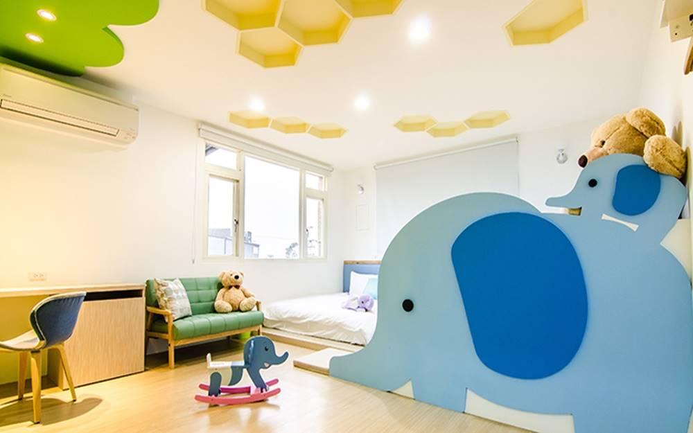 一起來玩~來住吧!讓孩子有一座能快樂建築夢想、盡情玩樂的天地
