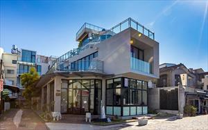 同棧設計旅店