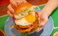 飽庫 All-in Burger