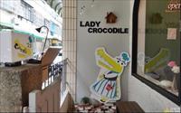 鱷魚小姐Lady crocodile