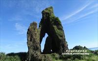蘭嶼玉女岩