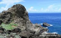 蘭嶼象鼻岩